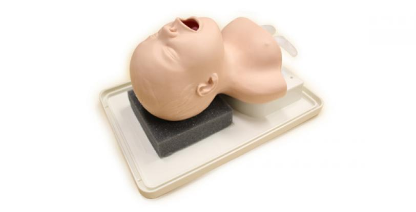 Neonatal Airway Management Trainer