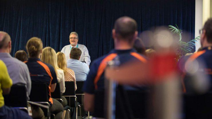 Shaun Drummond opening remarks