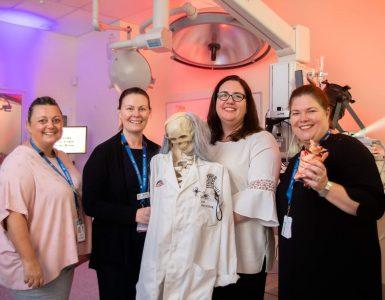 Escape room team at Healthcare Simulation Week 2019