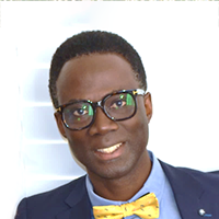 SIMinar Speakers - Dr Hansel Addae