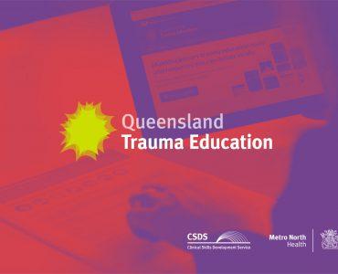 Feature image of Queensland Trauma Education logo